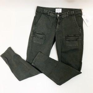 McGuire Denim Jeans - McGuire Alessandro Flight Pant Lindberg Green 30